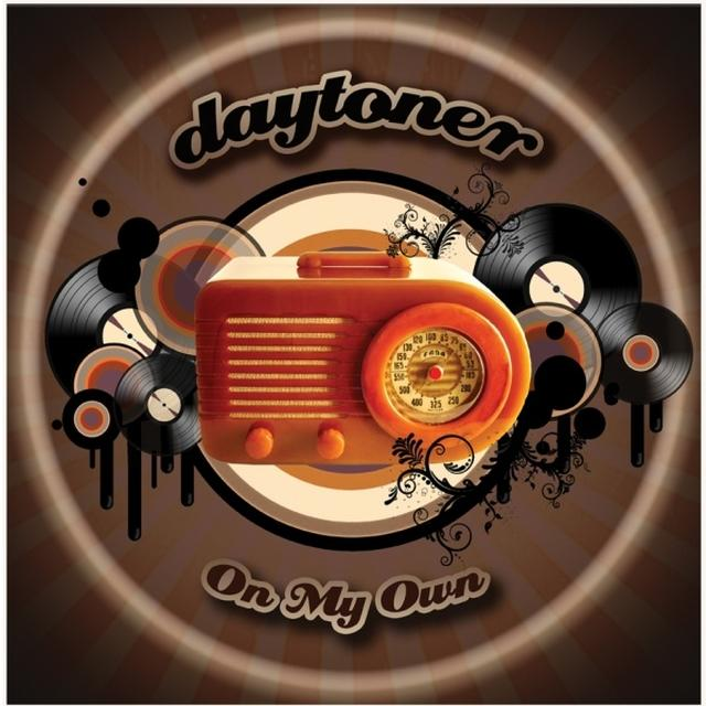 Daytoner ON MY OWN Vinyl Record - UK Release