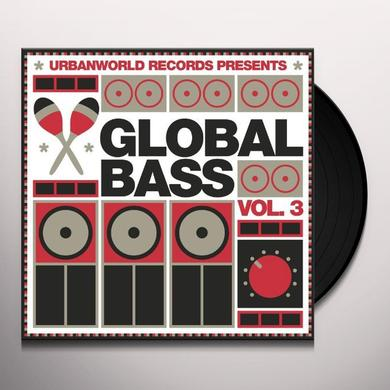 Vol. 3-Global Bass / Various (Uk) VOL. 3-GLOBAL BASS / VARIOUS Vinyl Record - UK Release