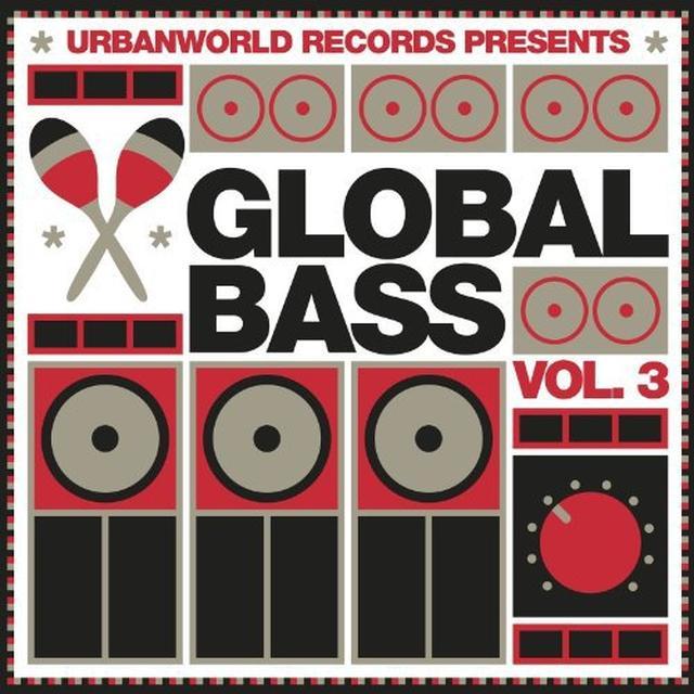 Vol. 3-Global Bass / Various (Uk) VOL. 3-GLOBAL BASS / VARIOUS Vinyl Record - UK Import