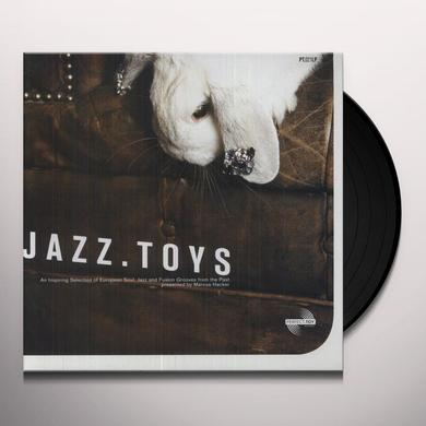 Jazz Toys / Various (Uk) JAZZ TOYS / VARIOUS Vinyl Record - UK Import
