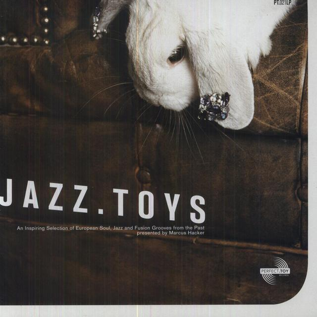 Jazz Toys / Various (Uk) JAZZ TOYS / VARIOUS Vinyl Record - UK Import
