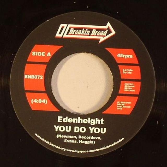 Edenheight YOU DO YOU Vinyl Record - UK Import