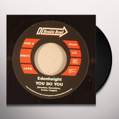 Edenheight YOU DO YOU Vinyl Record