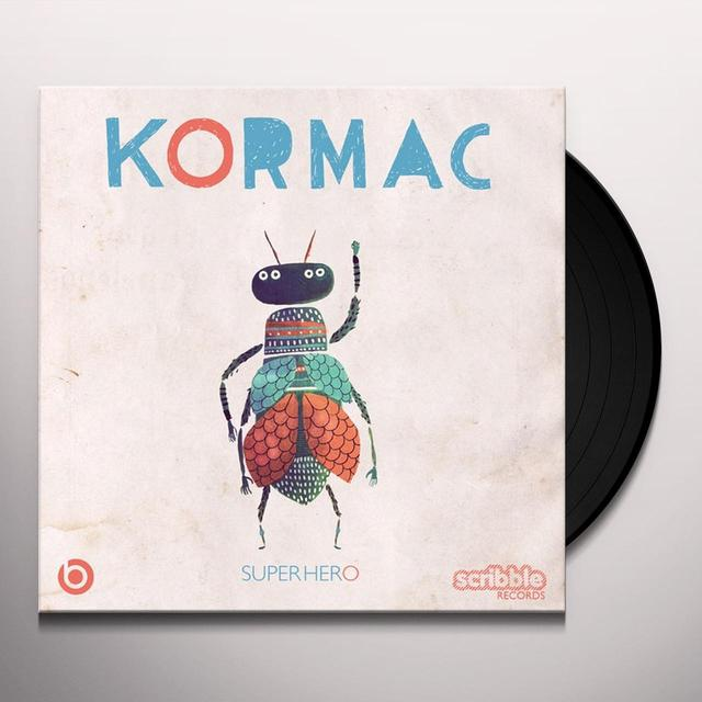 Kormac SUPERHERO Vinyl Record - UK Release