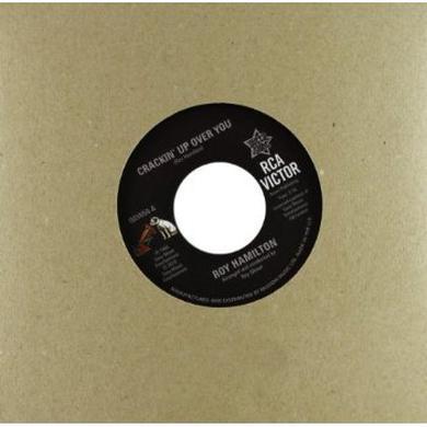 Roy Hamilton CRACKIN UP OVER YOU/YOU SHOOK ME UP Vinyl Record