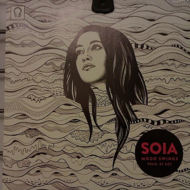 Soia MOOD SWINGS Vinyl Record - UK Release