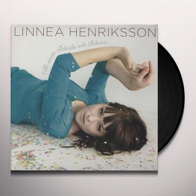Linnea Henriksson TILL MINA ?LSKADE OCH ?LSKARE Vinyl Record - Holland Release