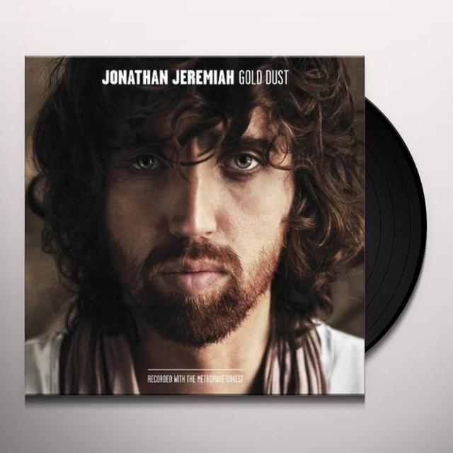 Jonathan Jeremiah GOLD DUST (HK) Vinyl Record