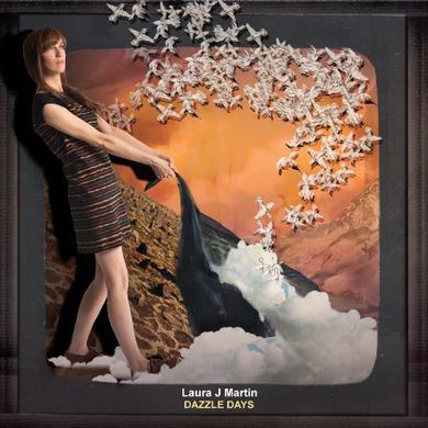 Laura J Martin DAZZLE DAYS Vinyl Record