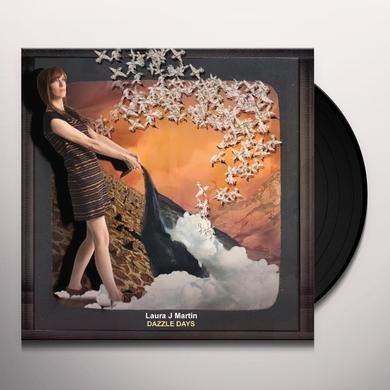 J Laura Martin DAZZLE DAYS Vinyl Record - UK Import