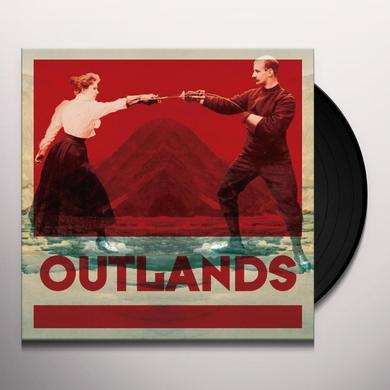 Outlands LOVE IS AS COLD AS DEATH Vinyl Record - UK Release