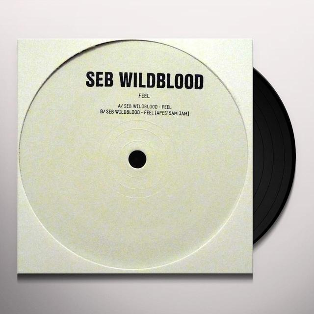 Seb Wildblood FEEL Vinyl Record - UK Release
