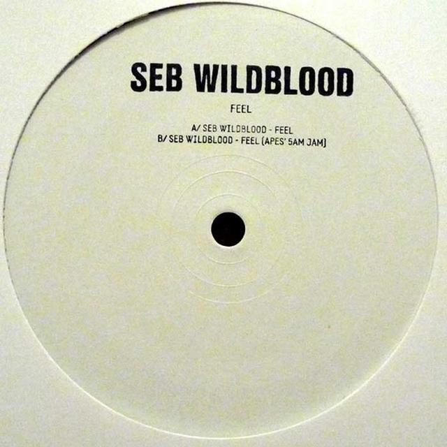 Seb Wildblood FEEL Vinyl Record - UK Release