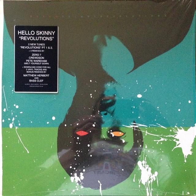 Hello Skinny REVOLUTIONS Vinyl Record - UK Import