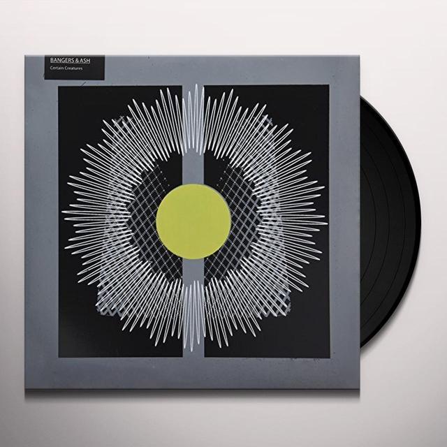 Certain Creatures BASH005 Vinyl Record - UK Release