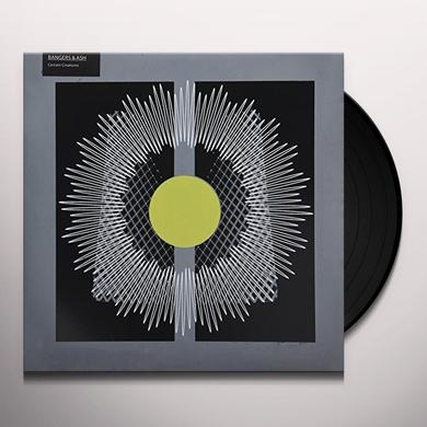 Certain Creatures BASH005 Vinyl Record - UK Release
