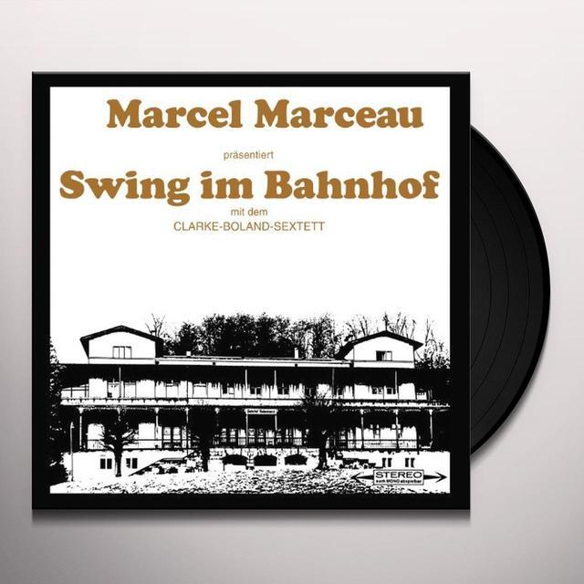 Clarke Sextet Boland SWING IM BAHNHOF (UK) (Vinyl)