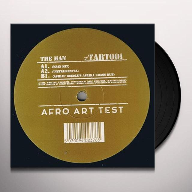 WALKIN' BLUES/MY NATCH'L MAN Vinyl Record - UK Import