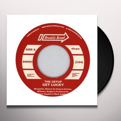 The Getup GET LUCKY Vinyl Record - UK Release