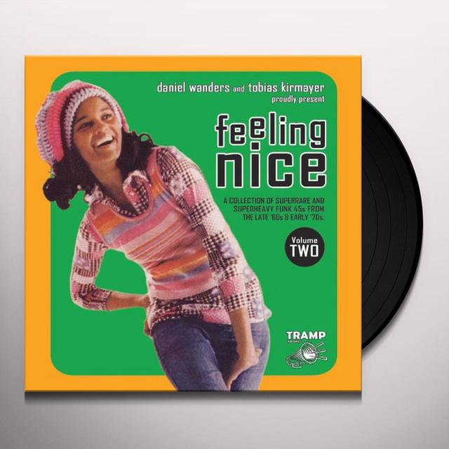 VOL. 2-FEELING NICE Vinyl Record - UK Release