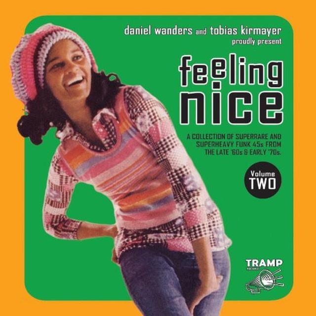 VOL. 2-FEELING NICE Vinyl Record - UK Import