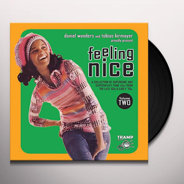 VOL. 2-FEELING NICE Vinyl Record