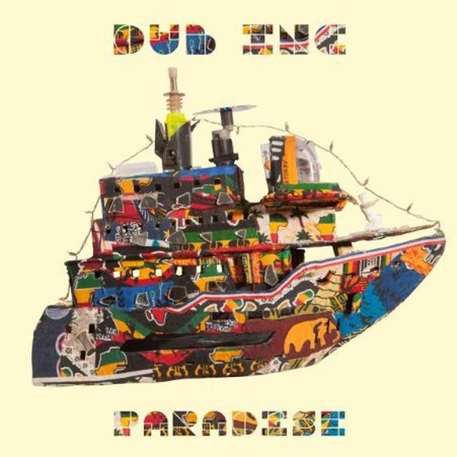 Dub Inc. PARADISE Vinyl Record - Canada Import