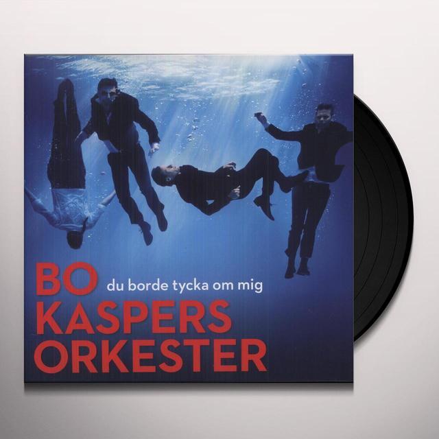 Bo Kaspers Orkester DU BORDE TYCKA OM MIG-LP Vinyl Record - Holland Release
