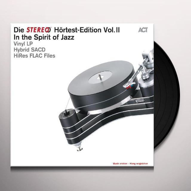 VOL. 2-STEREO HORTEST-EDITION IN THE SPIRIT OF JAZ Vinyl Record