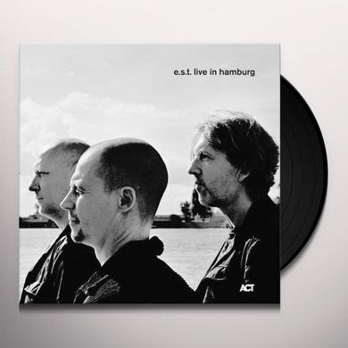 Esbjoern Trio E.S.T./Svensson LIVE IN HAMBURG Vinyl Record