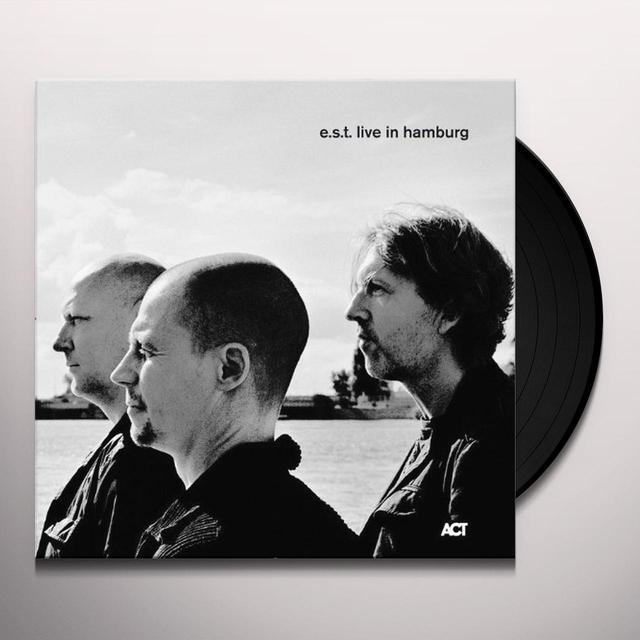 Esbjoern Trio E.S.T./Svensson LIVE IN HAMBURG (GER) Vinyl Record