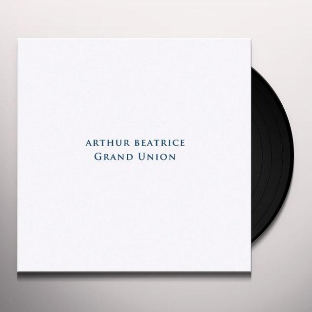 Arthur Beatrice GRAND UNION (GER) Vinyl Record