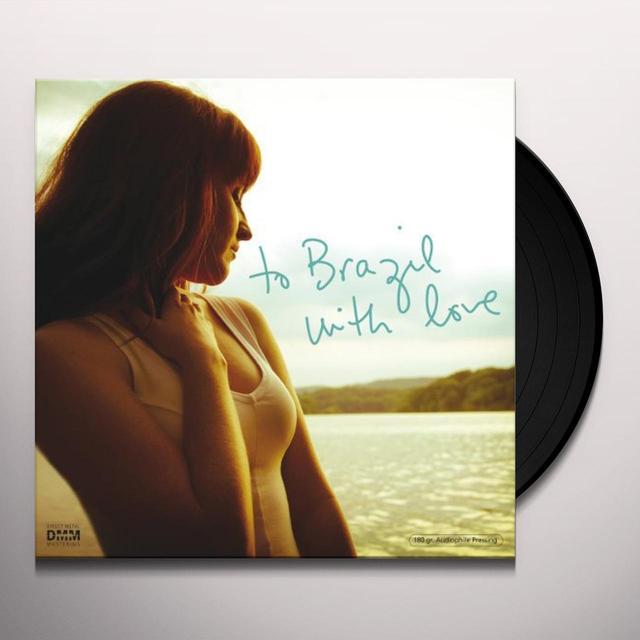 Diana Panton TO BRAZIL WITH LOVE (GER) Vinyl Record