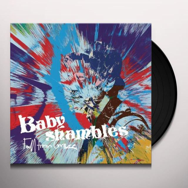 Babyshambles FALL FROM GRACE (GER) Vinyl Record