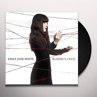 Emily Jane White BLOOD/LINE Vinyl Record