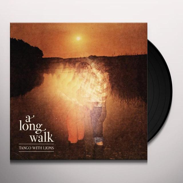 Tango With Lions LONG WALK (GER) Vinyl Record