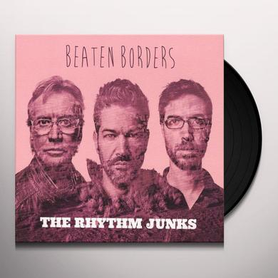 Rhythm Junks BEATEN BORDERS (GER) Vinyl Record