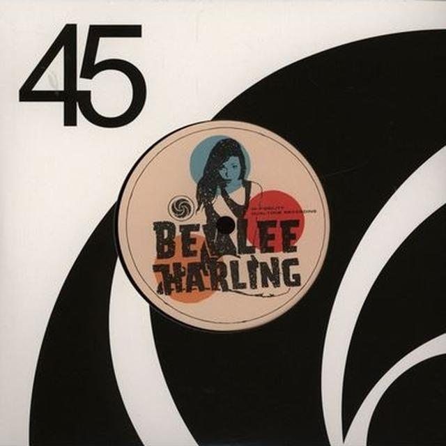 Bev Lee Harling WHY DON'T YOU DO RIGHT? Vinyl Record - UK Release
