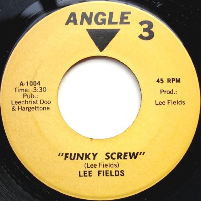 Lee Fields FUNKY SCREW Vinyl Record