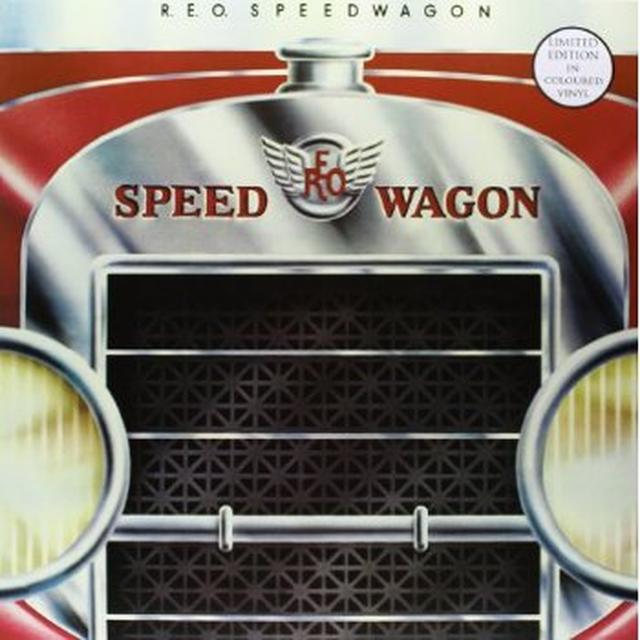 REO SPEEDWAGON Vinyl Record - UK Import