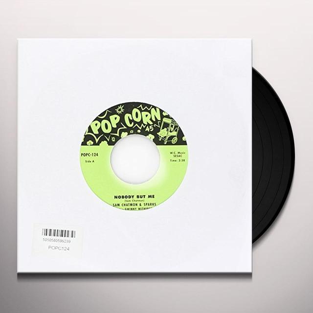 NOBODY BUT ME/NOBODY'S GONNA HURT YOU / VARIOUS Vinyl Record