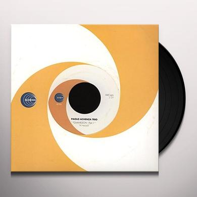 Paolo Achenza Trio CHAMELEON (UK) (Vinyl)