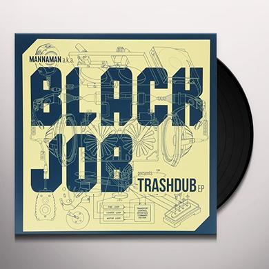 Blackjob TRASHDUB Vinyl Record - UK Import