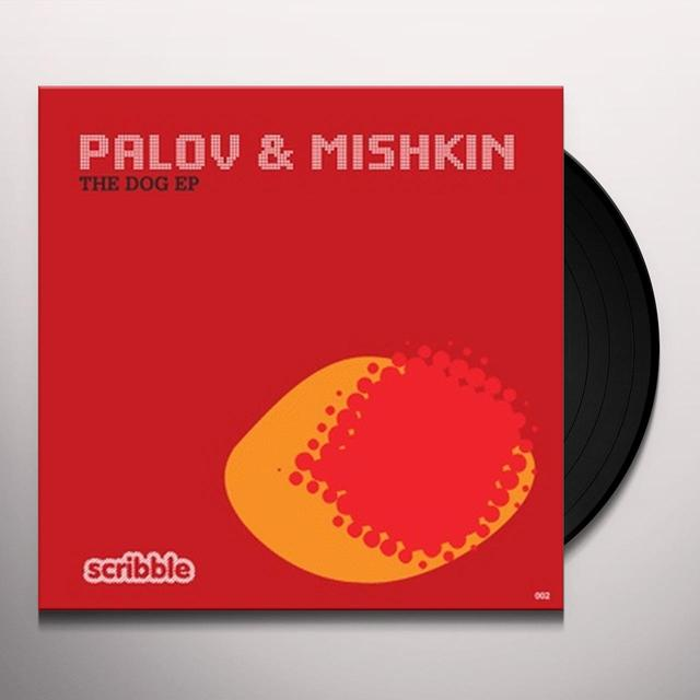 Palov & Mishkin DOG EP Vinyl Record - UK Release