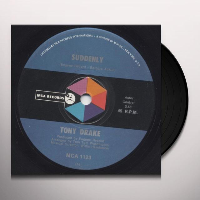 Tony Drake SUDDENLY Vinyl Record - UK Import