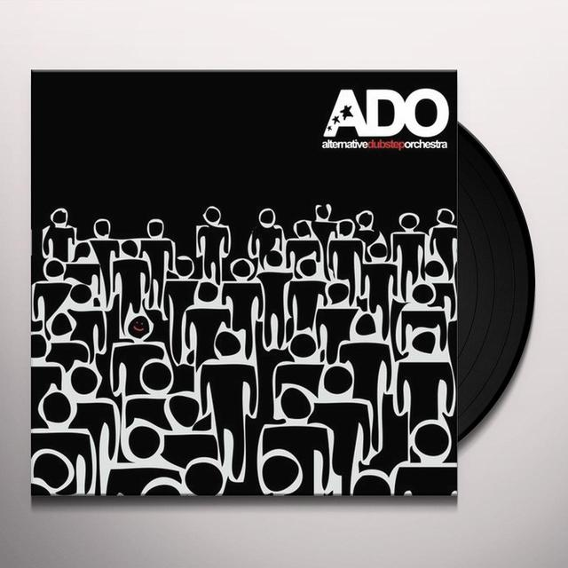 Alternative Dubstep Orchestra POWER Vinyl Record - UK Import