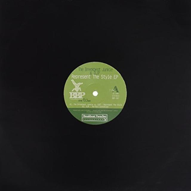 Represent The Style Ep / Various (Uk) REPRESENT THE STYLE EP / VARIOUS Vinyl Record - UK Release
