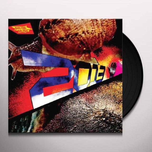 Justin Velor 2013 Vinyl Record - UK Import