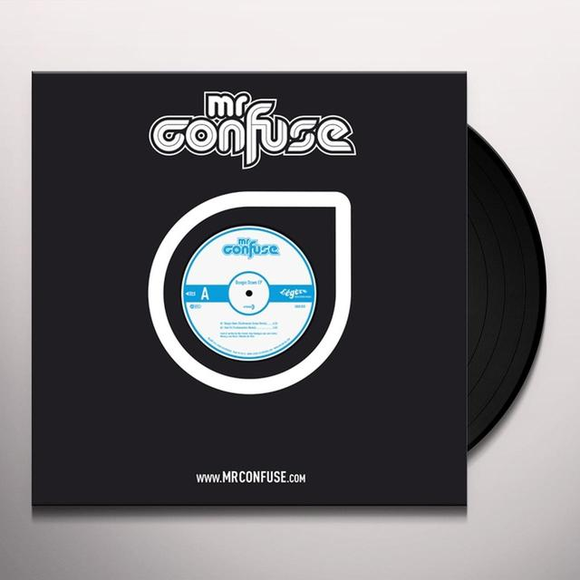Mr. Confuse BOOGIE DOWN EP Vinyl Record - UK Import