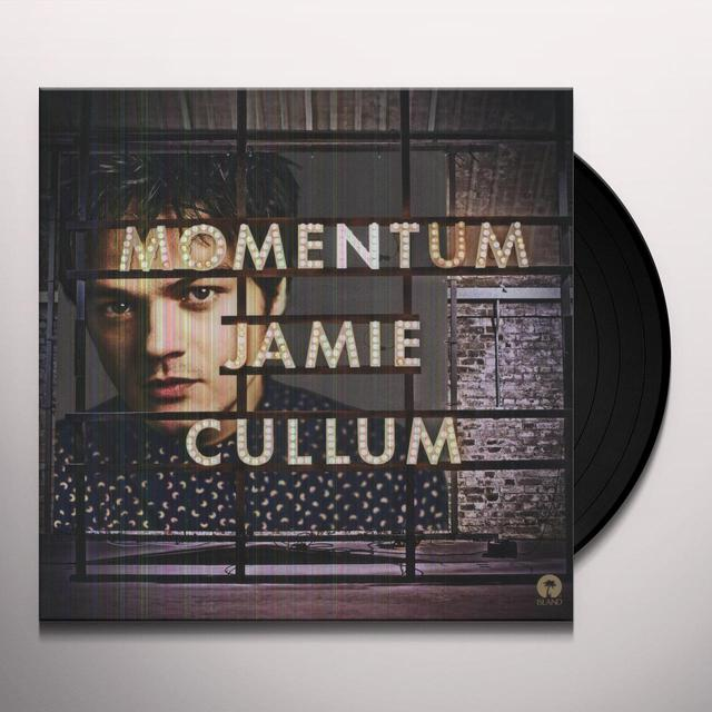 Jamie Cullum MOMENTUM Vinyl Record - Holland Import